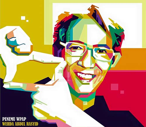 Penemu WPAP pop art